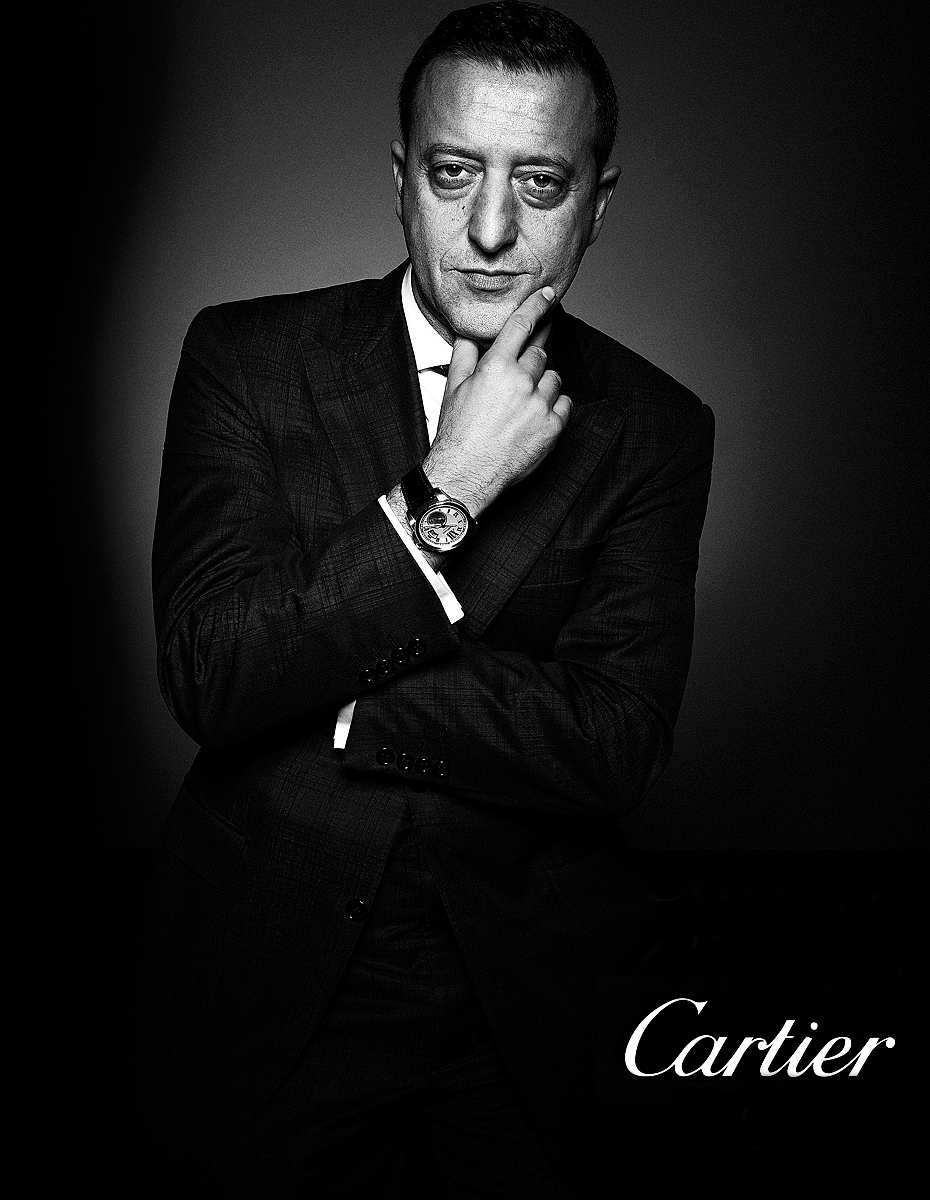Cartier Photographed by Adam Flipp