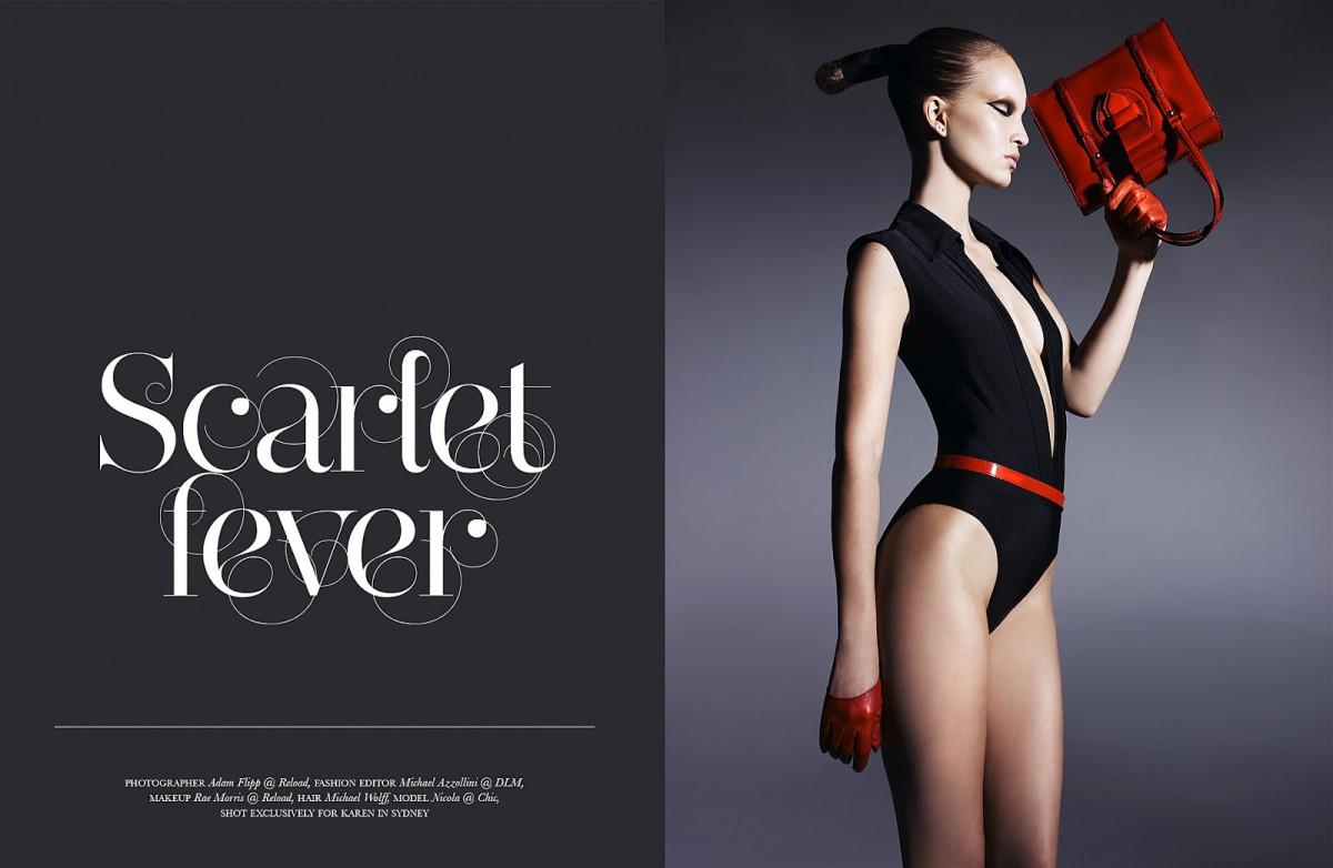 1 Scarlet Fever