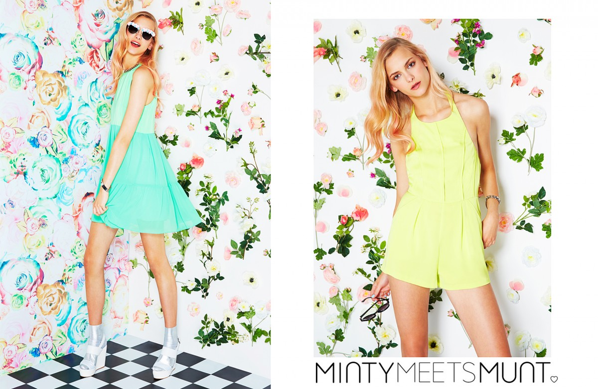 Minty Meets Munt SS13-14A