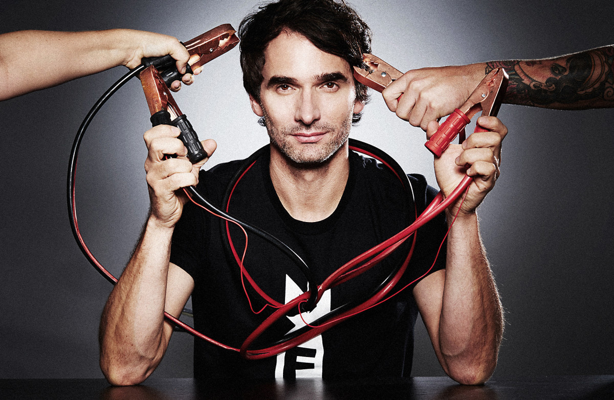 Todd Sampson By Adam Flipp A